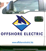Offshore Electric Truck